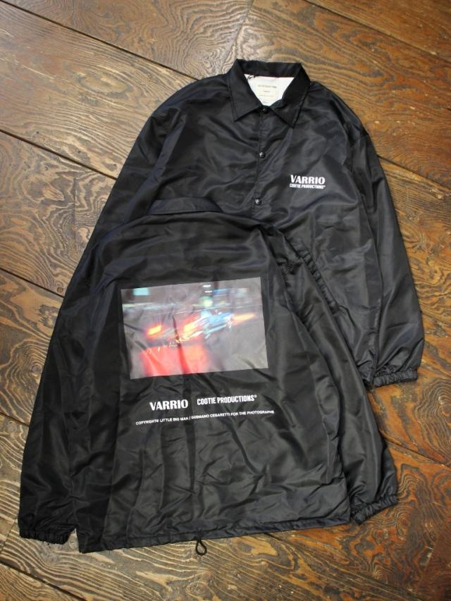COOTIE  「 Nylon Coach Jacket (LOWRIDER) 」 コーチジャケット