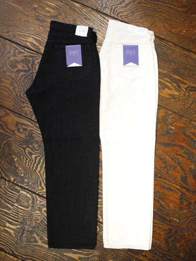RADIALL   「TWO TONE 350B - STRAIGHT FIT PANTS 」  ストレートフィット デニムパンツ