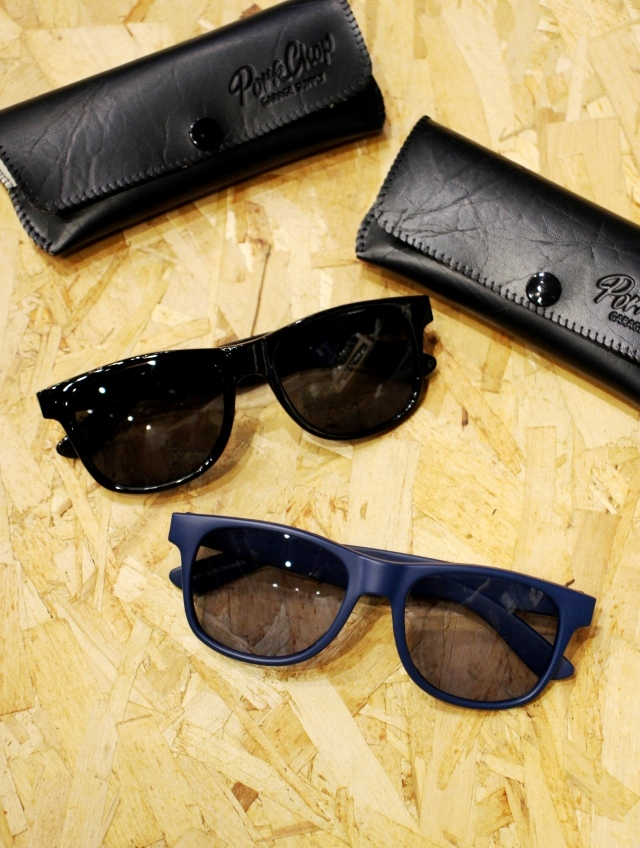 PORKCHOP GARAGE SUPPLY   「SUNGLASSES Type - A」  サングラス