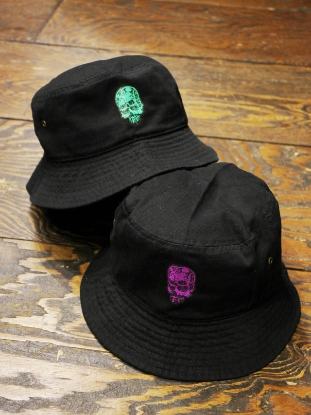 FUNNY FARM   「SKULL BUCKET HAT」   バケットハット