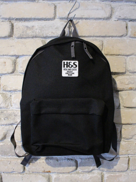 HIDEANDSEEK  「H&S BACK PACK」 バックパック