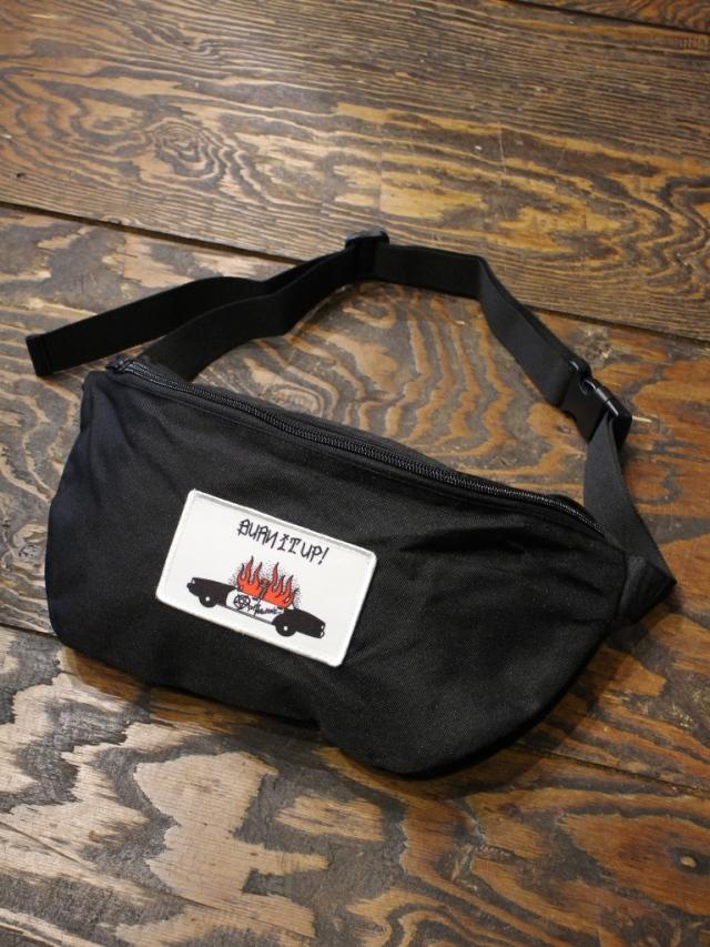 SOFTMACHINE  「BURN UP WEST BAG」 ウエストバッグ
