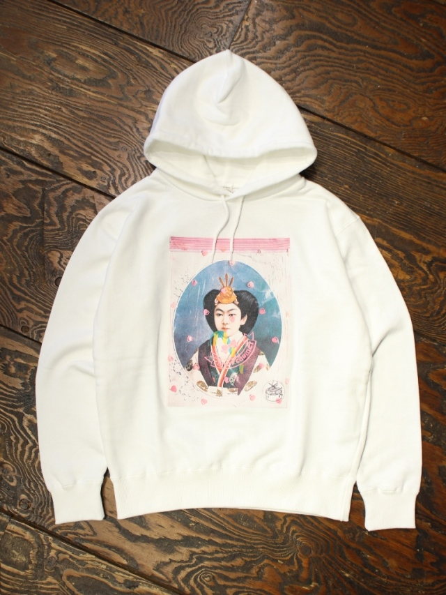 SON OF THE CHEESE  「 JP Hoodie 」 プルオーバーパーカー