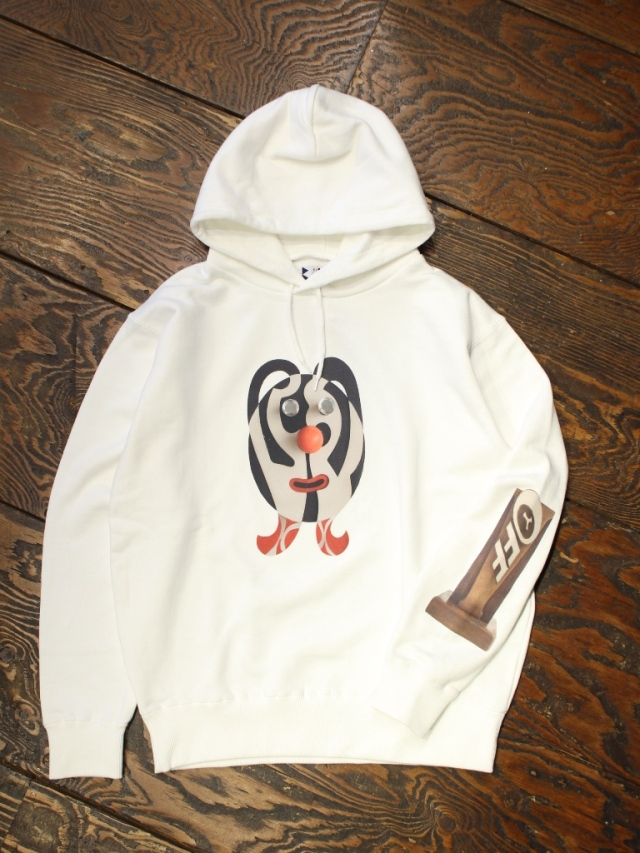 SON OF THE CHEESE  「 Mask Hoodie 」 プルオーバーパーカー