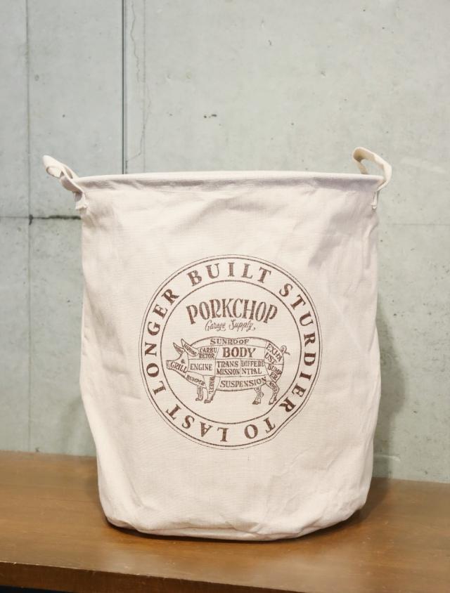 【7月25日 12時~発売開始!】   PORKCHOP GARAGE SUPPLY   「LAUNDRY BAG」  ランドリーバッグ