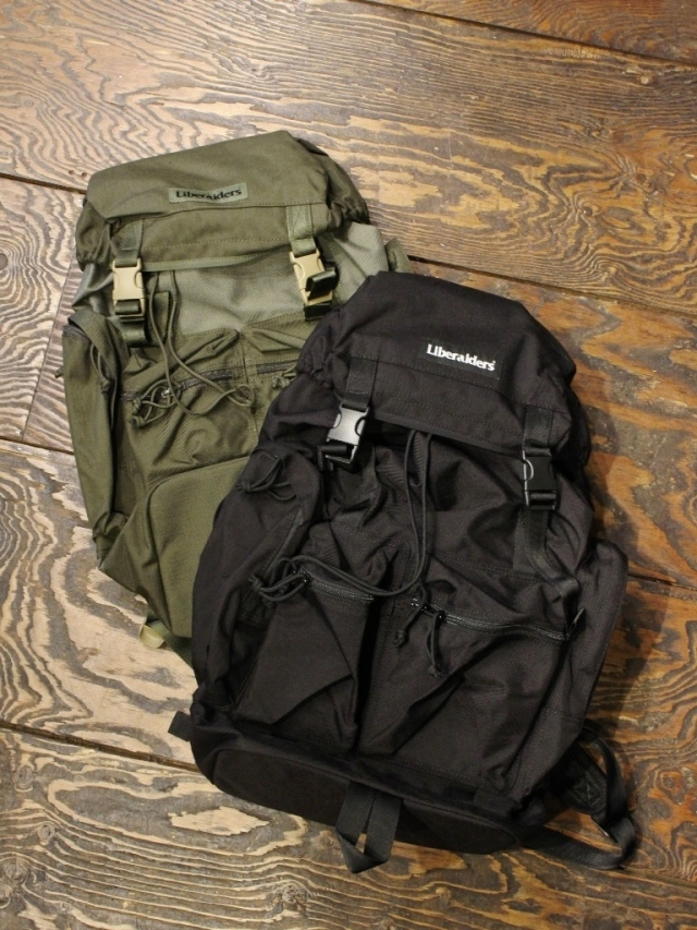 Liberaiders  「TRAVELIN' SOLDIER BACKPACK」  バックパック