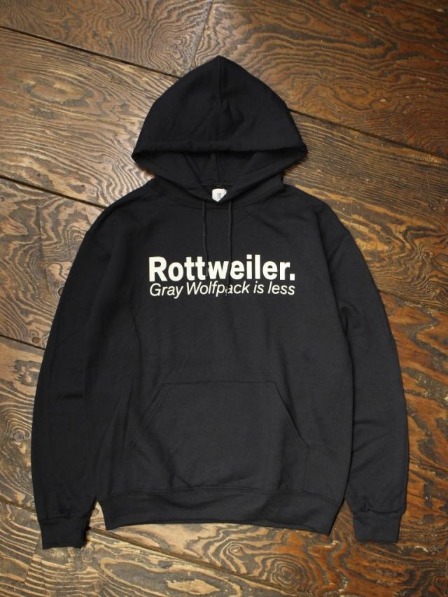 ROTTWEILER  「 G.W.P PARKA 」  プルオーバーパーカー