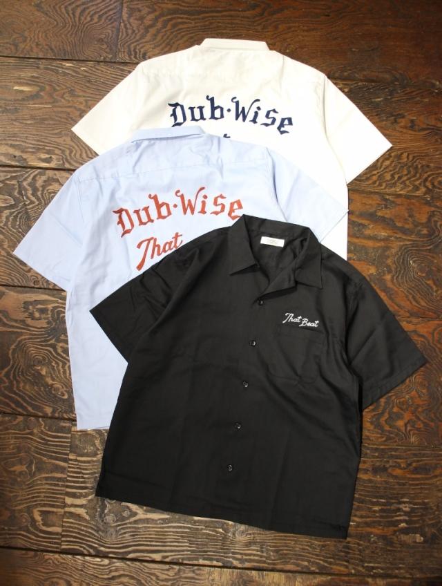 RADIALL 「THAT BEAT - OPEN COLLARED SHIRT S/S」  オープンカラーシャツ