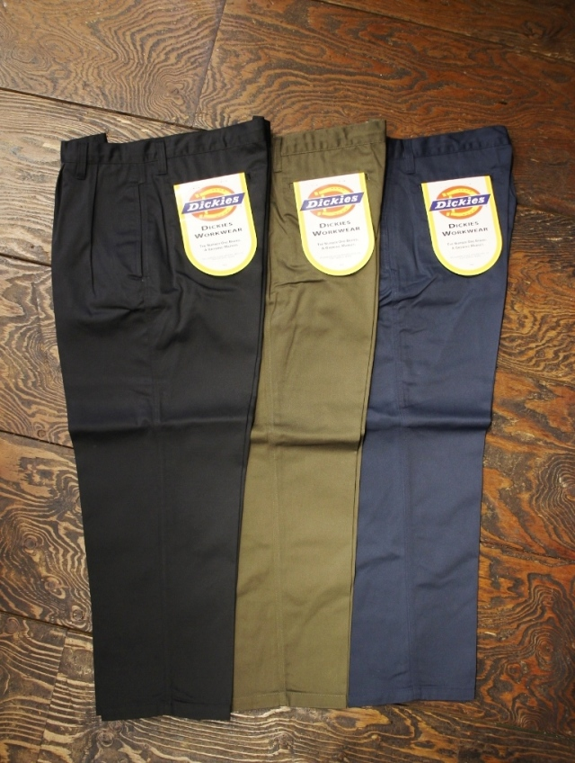 RADIALL × DICKIES    「THAT BEAT - WIDE FIT EASY PANTS」 イージーパンツ