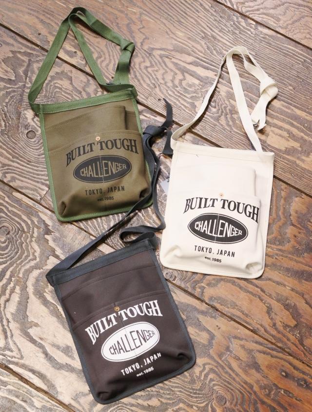 CHALLENGER    「MECHANIC BAG」  メカニックバッグ
