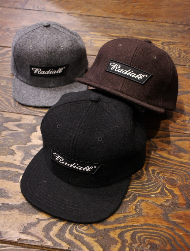 RADIALL  「FLAGS - BASEBALL CAP」 ベースボールキャップ