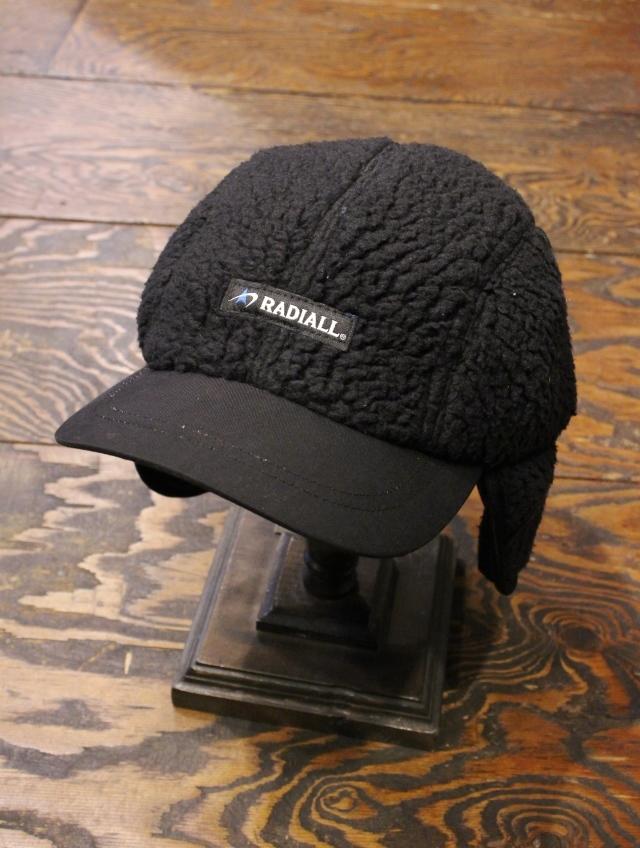 RADIALL  「SMOKEY CAMPER - CAMP CAP」 フリースキャップ