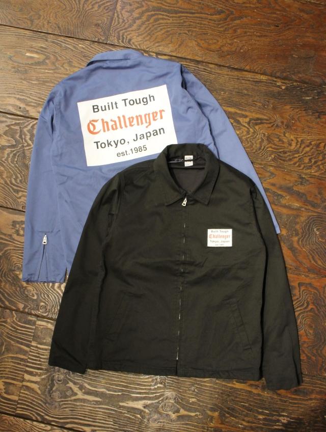 CHALLENGER   「WORK PRINTED JACKET」 ワークジャケット