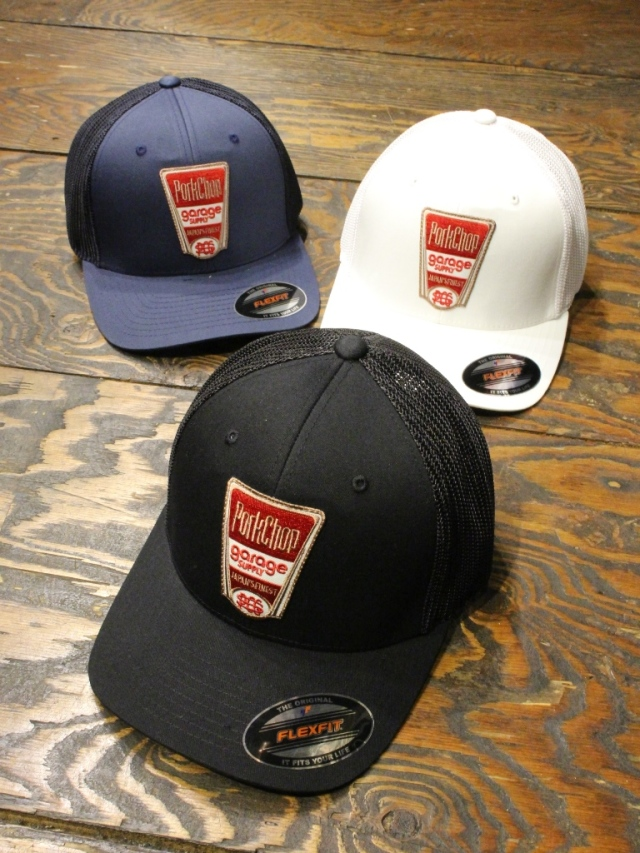 PORKCHOP GARAGE SUPPLY   「FINEST TRUCKER MESH CAP」  トラッカーメッシュキャップ