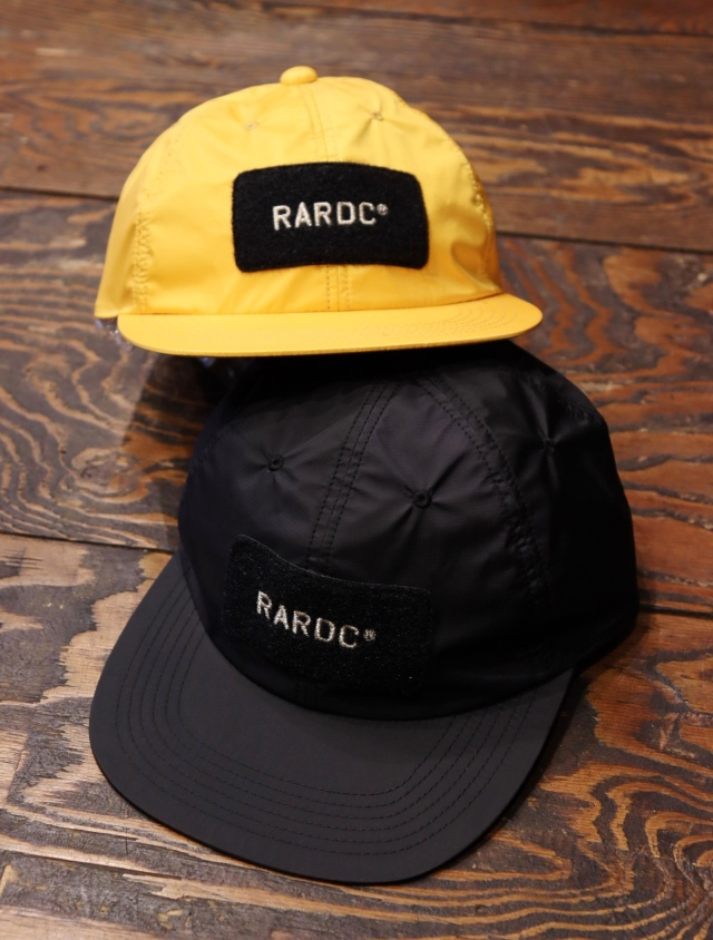 ROUGH AND RUGGED  「 DESIGN CAP / RUIN 」  ナイロンキャップ