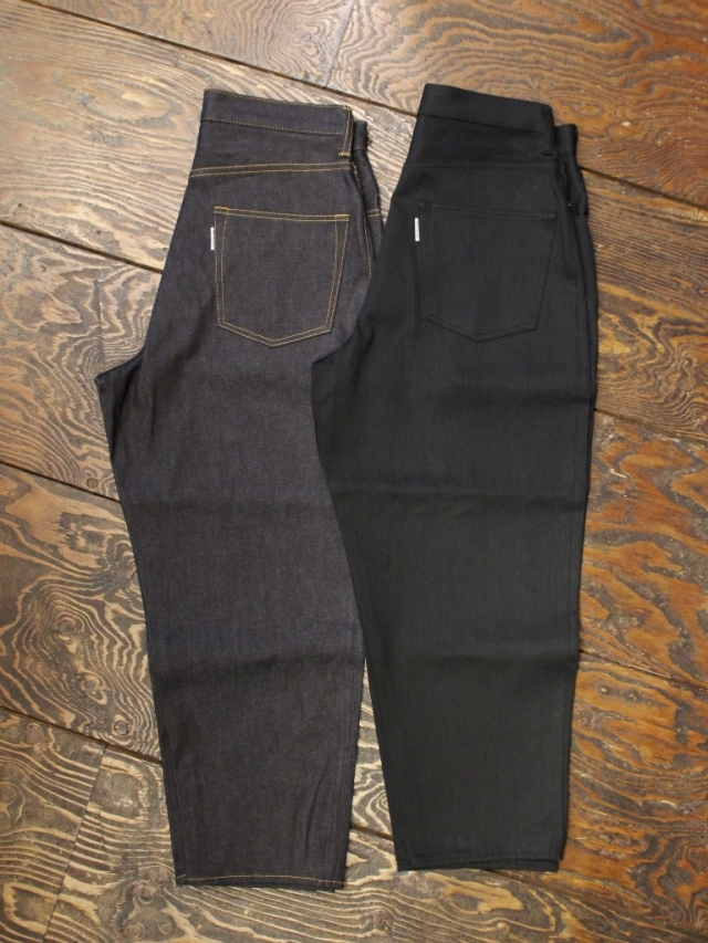 COOTIE  「Raza 1 Tuck Denim 」 デニムパンツ