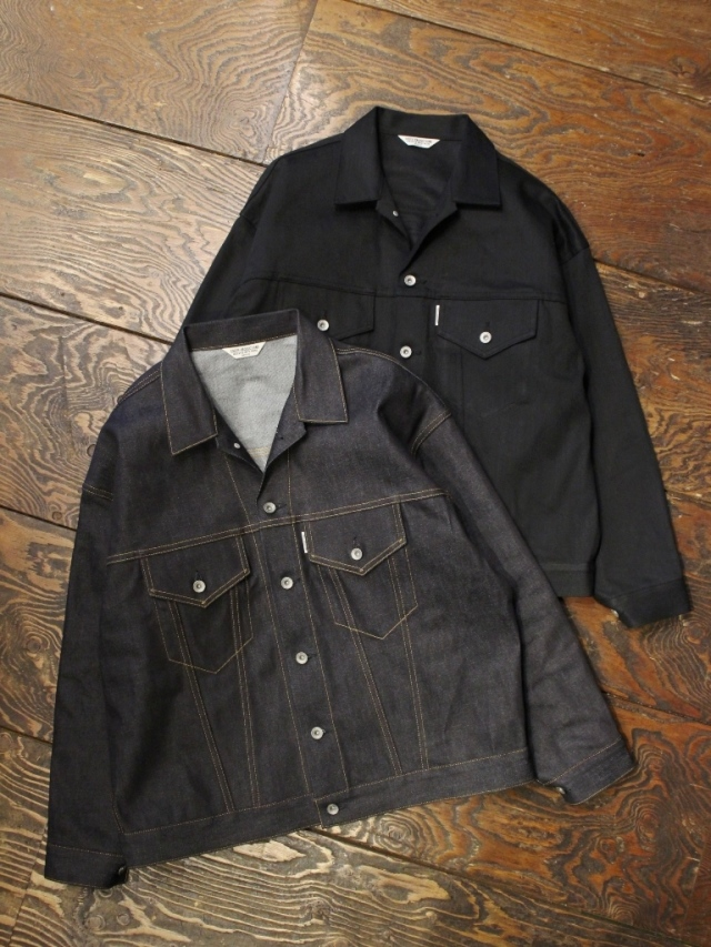 COOTIE  「Raza Denim Jacket 」 デニムジャケット