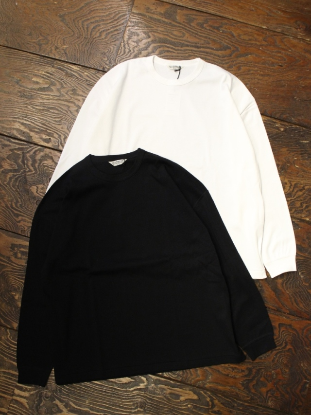 COOTIE  「Supima Cotton Honeycomb Thermal L/S Tee 」 ハニカムサーマルロンティー