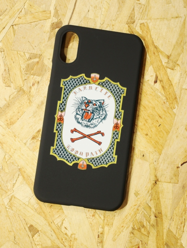 SOFTMACHINE   「GOOD PAIN TIGER iPhone CASE X & XS」 iPhone X & XS ケース