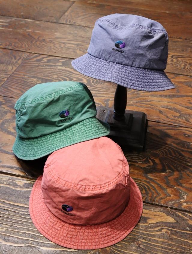 RADIALL  「YOSEMITE - BUCKET HAT」 バケットハット