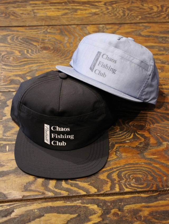 RADIALL × CHAOS FISHING CLUB  「BLUE HOURS - TRUCKER CAP」  トラッカーキャップ
