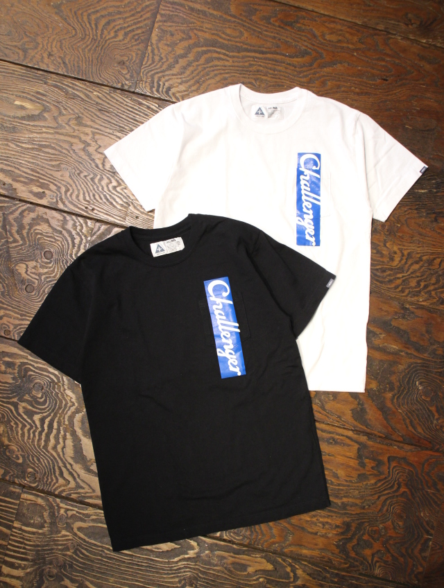 CHALLENGER  「POCKET PRINT TEE」 プリントポケットティーシャツ
