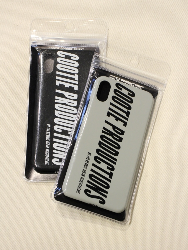 COOTIE   「  I Phone Case 」  iPhone X、XS ケース