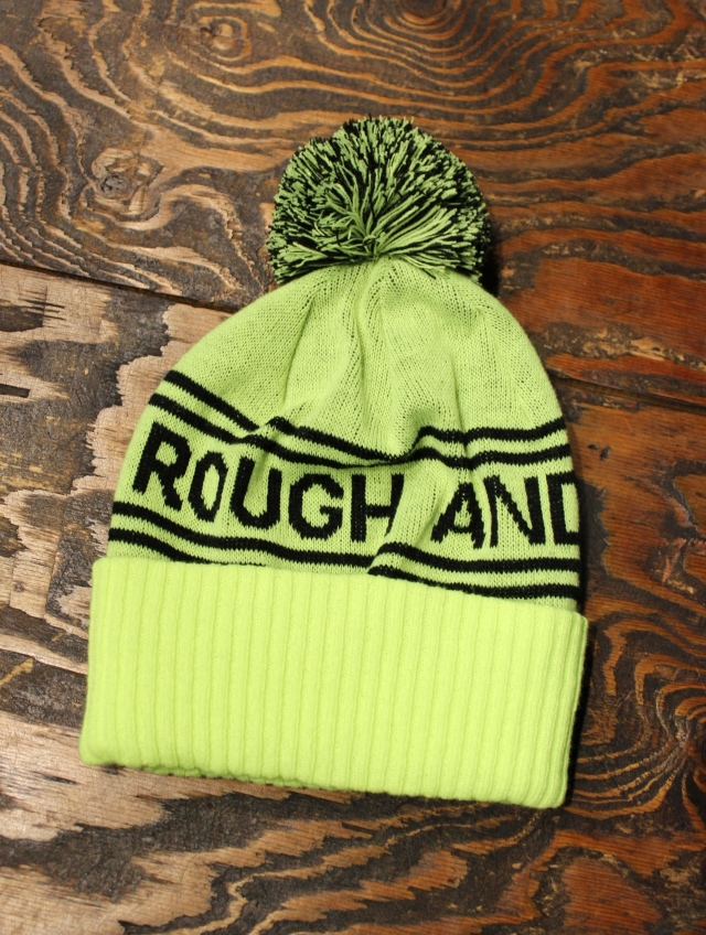 ROUGH AND RUGGED  「VEEDOL」  ニットキャップ