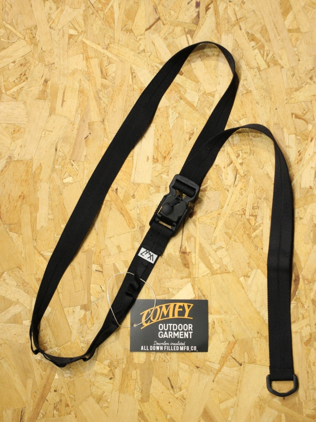 COMFY OUTDOOR GARMENT   「CMF FIDLOCK BELT 25」 ベルト