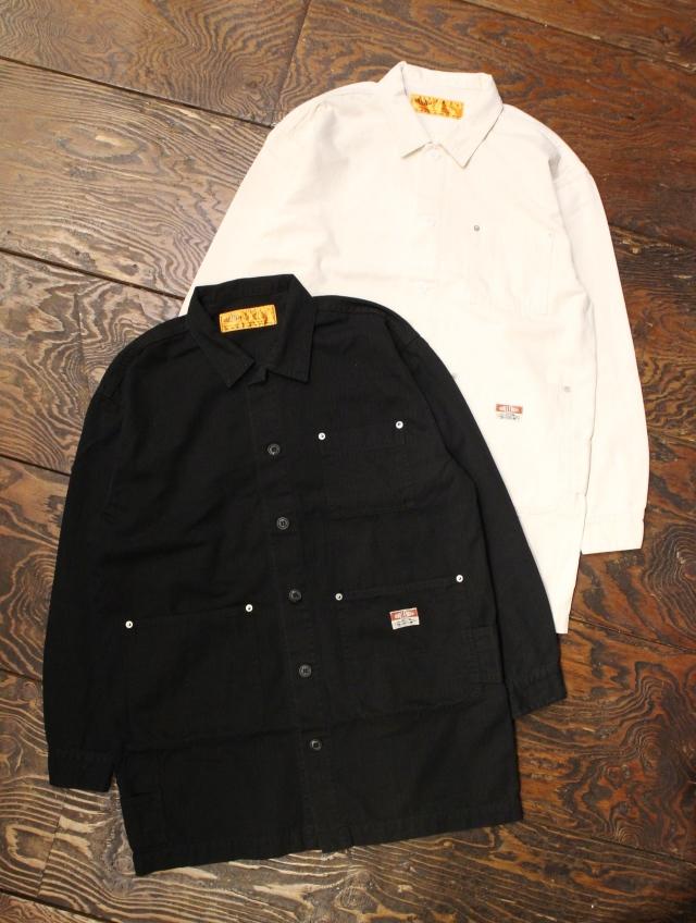 CHALLENGER   「DAILY WORK SHIRT」 ワークシャツ ハーフコート