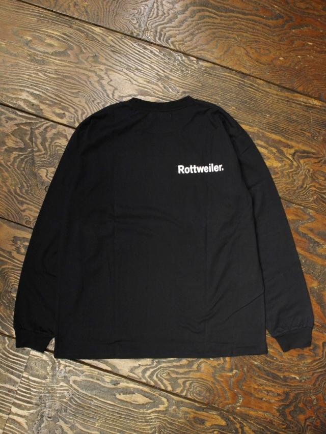 ROTTWEILER  「Original LS Tee 」   ロングスリーブティーシャツ