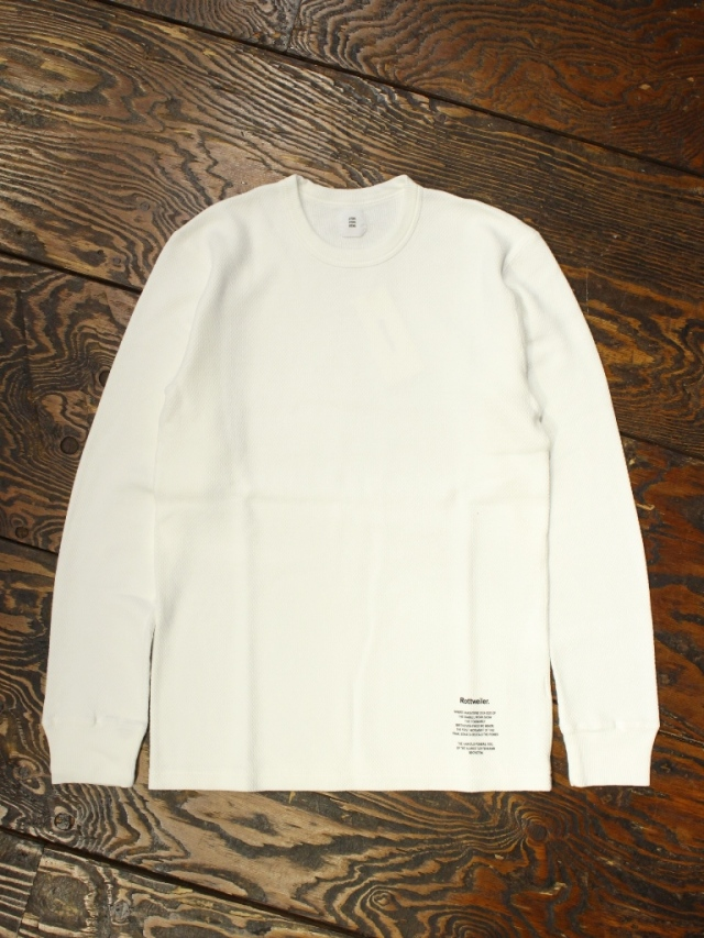 ROTTWEILER  「Thermal 」   サーマルロングスリーブティーシャツ