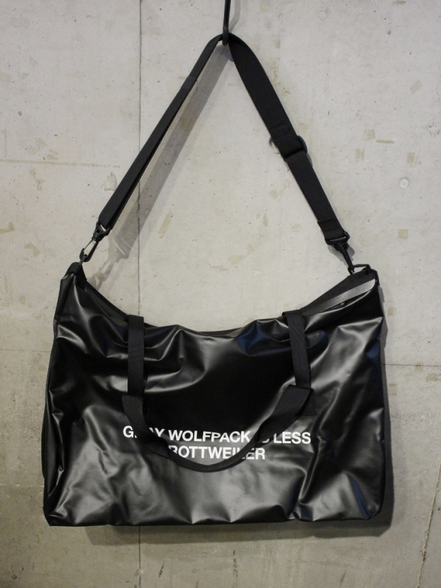 ROTTWEILER   「Carry Big Bag  」  ショルダーバッグ