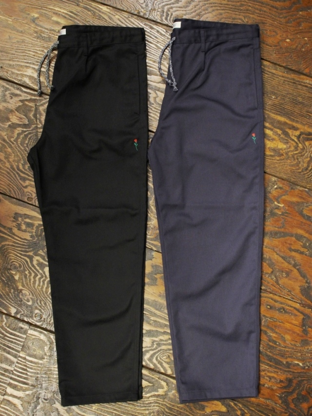 RADIALL × POSSESSED SHOE.CO  「CONQUISTA - WIDE FIT EASY PANTS」  イージーパンツ