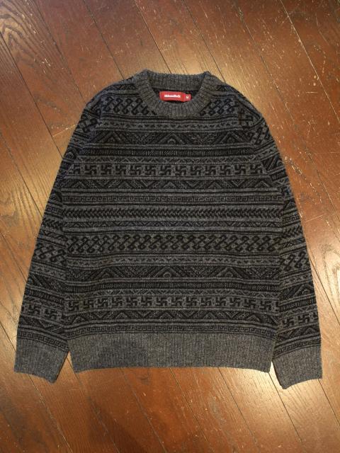 HIDEANDSEEK 「Original Border Sweater」 ニットセーター