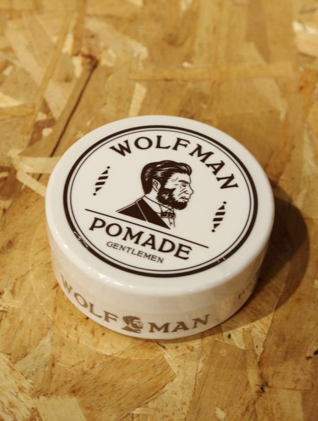 GLAD HAND  「WOLFMAN - POMADE」  ポマード