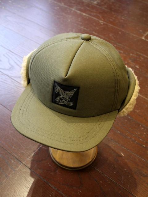 SOFTMACHINE  「FLIGATE CAP」 フライトキャップ