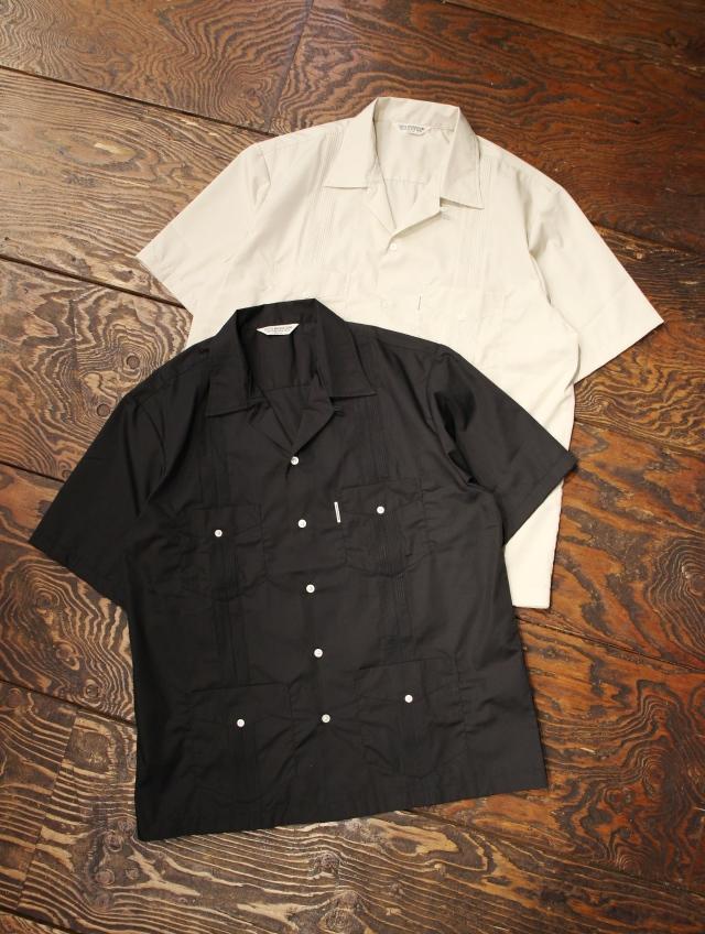 COOTIE  「Cuba S/S Shirt」 キューバシャツ