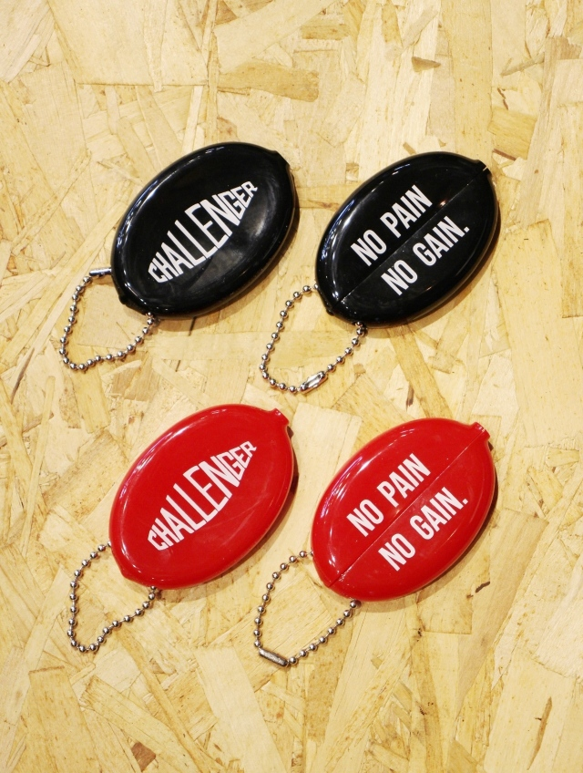 CHALLENGER  「 RUBBER COIN CASE」  ラバーコインケース
