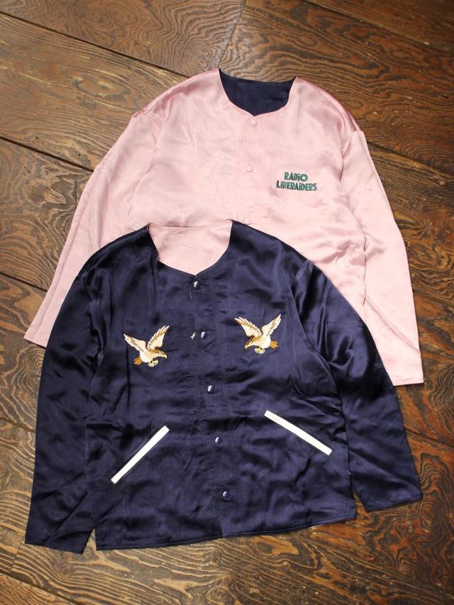 Liberaiders  「 LIBERAIDERS SOUVENIR JACKET  」 リバーシブルスーベニアジャケット