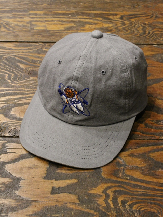 ROUGH AND RUGGED  「DESIGN CAP/SPACEMAN 」 コットンツイルキャップ