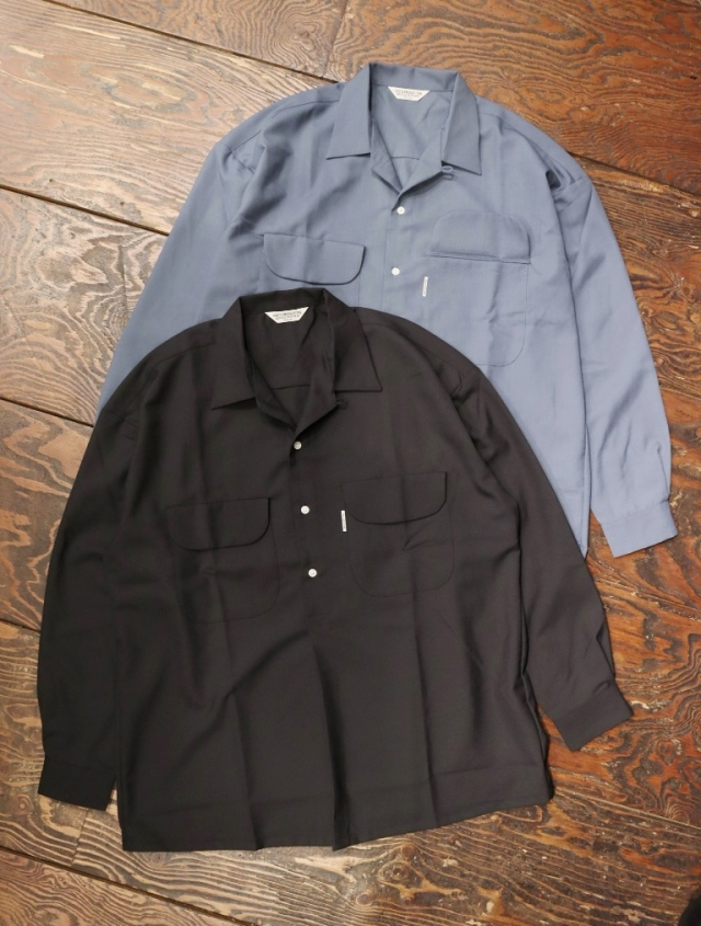 COOTIE  「 T/W Open Collar Pullover Shirt 」 プルオーバーシャツ