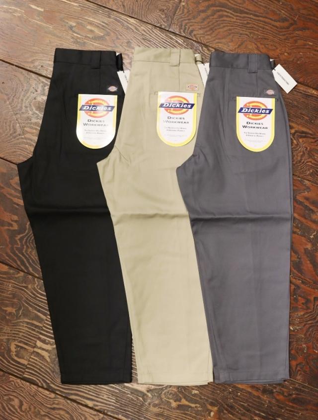 COOTIE × Dickies  「 Raza 1 Tuck Trousers 」 1タックトラウザーパンツ