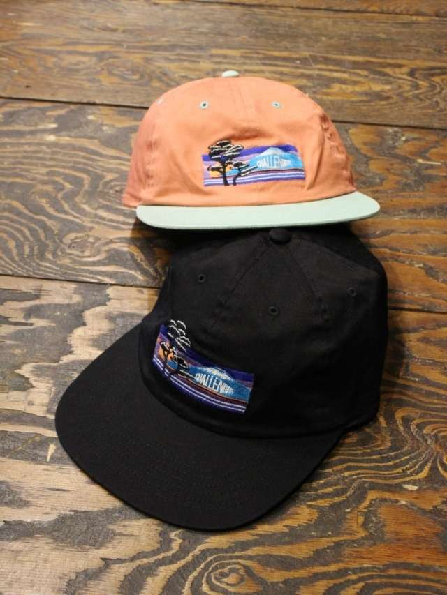 CHALLENGER   「NATURE JPN LOW CAP」 ツイルキャップ