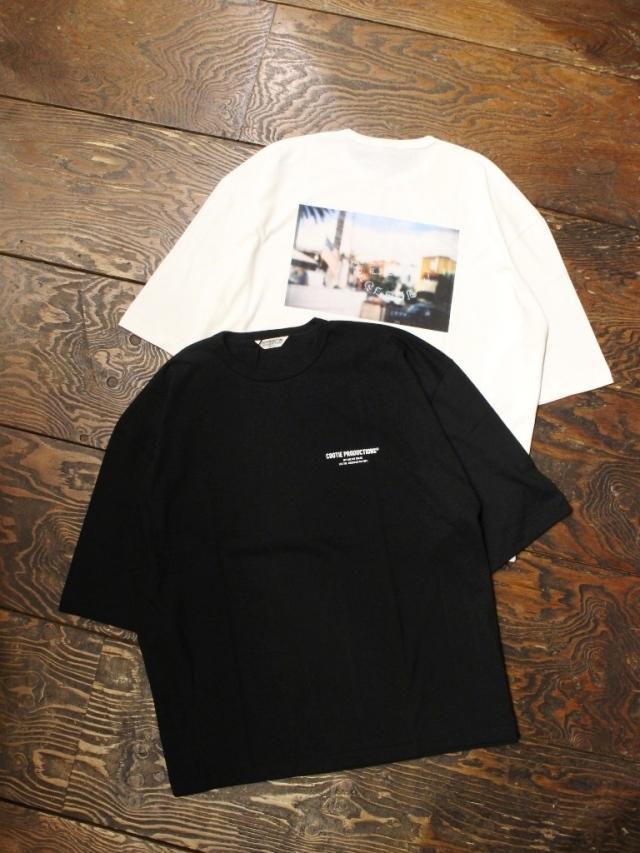 COOTIE  「Print S/S Tee (BARRIO) 」 プリントティーシャツ