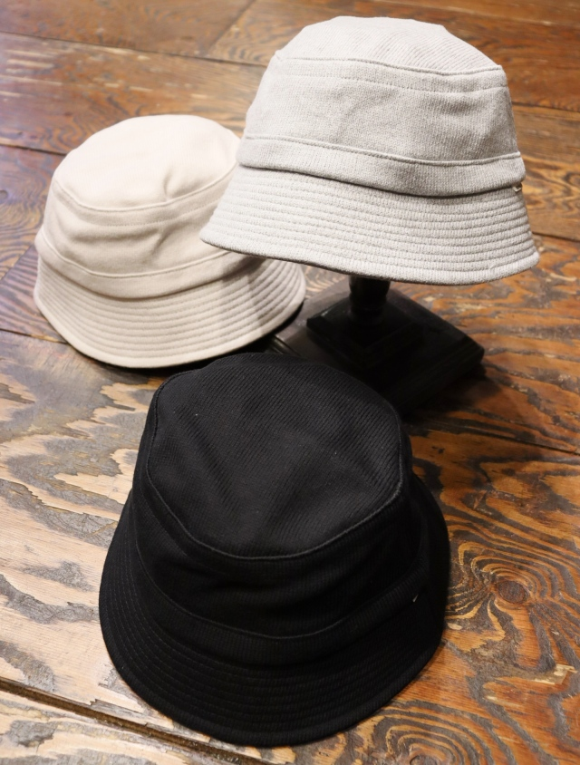 COOTIE  「 Knit Bucket Hat 」  ニットバケットハット