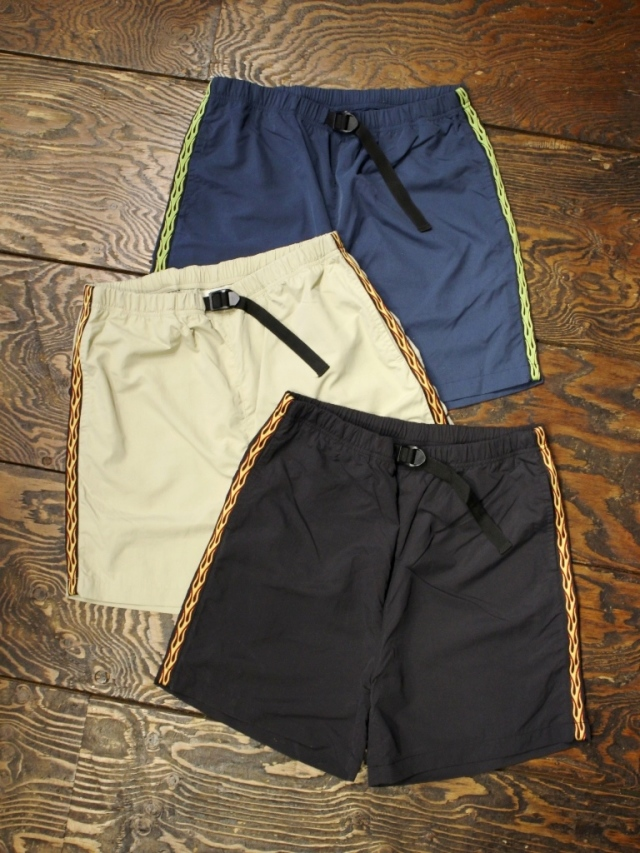 RADIALL   「FLAMES - EASY SHORTS」  イージーショーツ