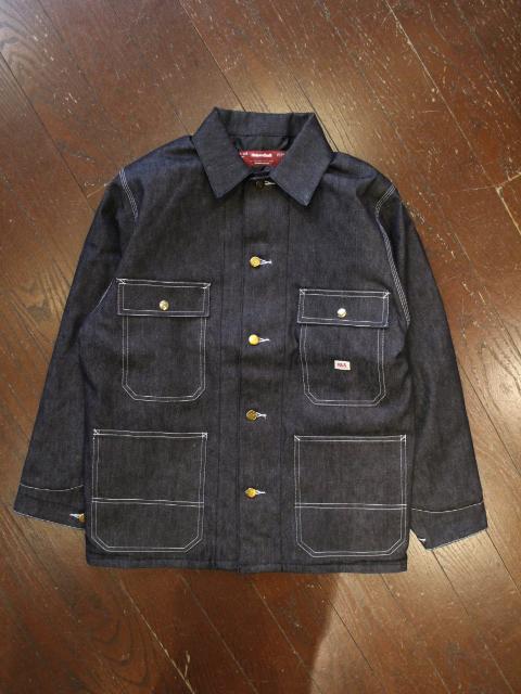 HIDEANDSEEK 「Coverall Jacket」 カバーオールジャケット