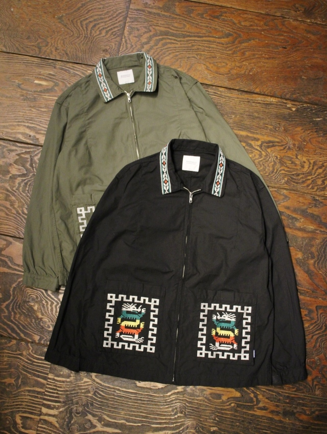 RADIALL  「MONK - WORK JACKET」  ワークジャケット