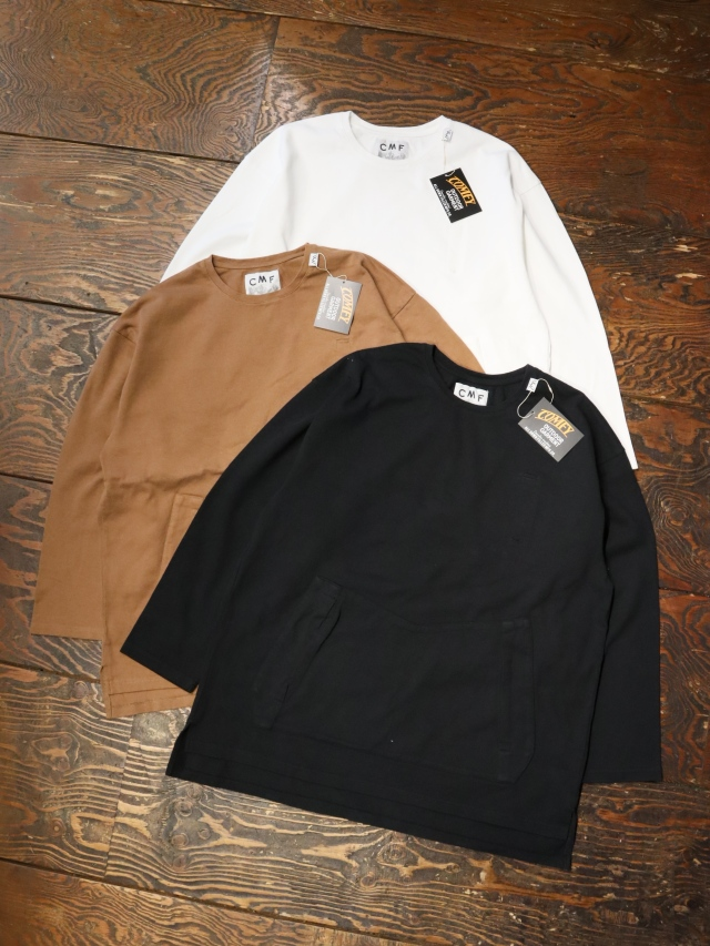 COMFY OUTDOOR GARMENT 「SLOW DRY TEE L/S」 ロングスリーブティーシャツ